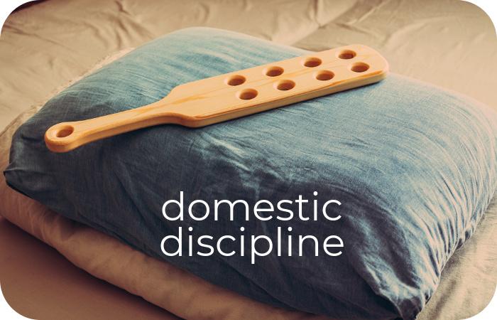 Christian domestic discipline methods